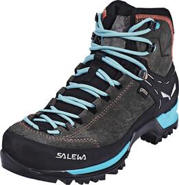 Wanderschuh Salewa Mountain Trainer Mid GTX Magnet Damen-Schuhgröße 40 Schuhgröße 40 Orange Ux57wwEJB